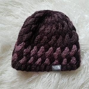 The North Face women's winter hat